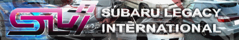 Subaru Legacy International - Powered by vBulletin